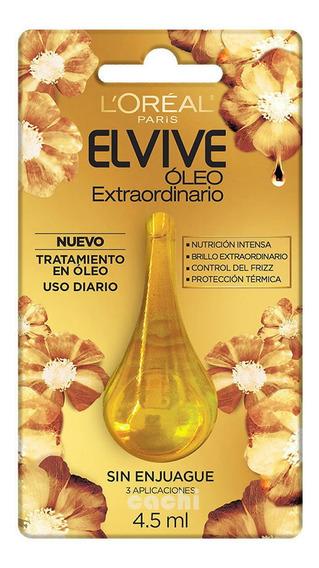 Oleo Extraordinario Loreal Elvive 4.5ml 3 Aplicaciones