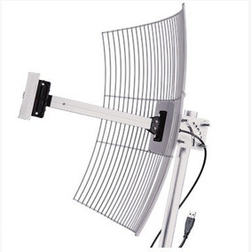 Antena Usb Grade - Para Internet + Cabo 10 Mt