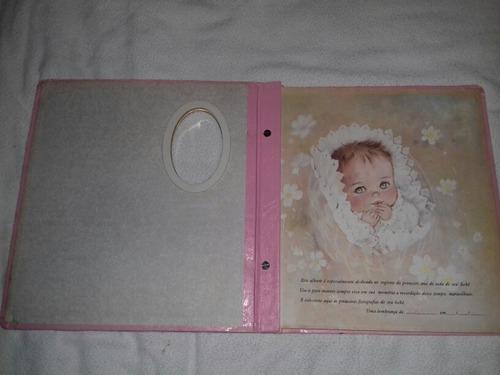 Album De Fotos Antiga De Bebe
