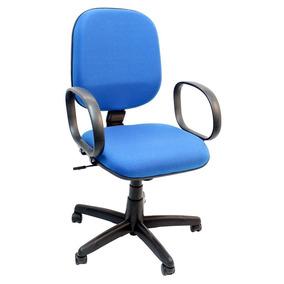 Cadeira Presidente Giratória Flex C/ Braço Corsa