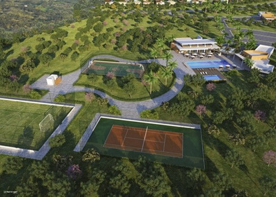 Terreno Quitado No Condomínio Alphaville Manaus 2