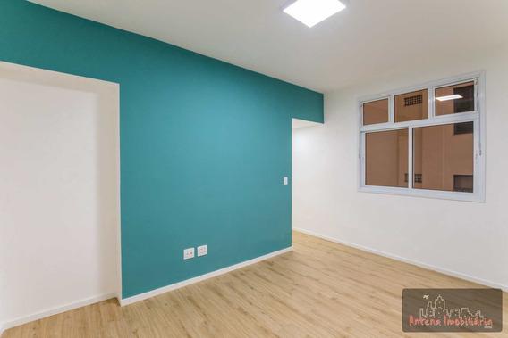 Apartamento Na Vila Buarque - Cód. De Referência: 7769. - A7769