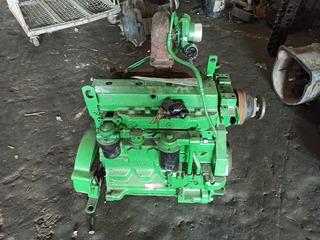 Motor John Deere Agricola