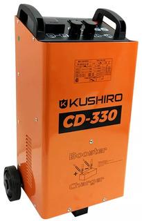 Cargador Arrancador Batería 300amp 12v 24v Kushiro Uso Agro