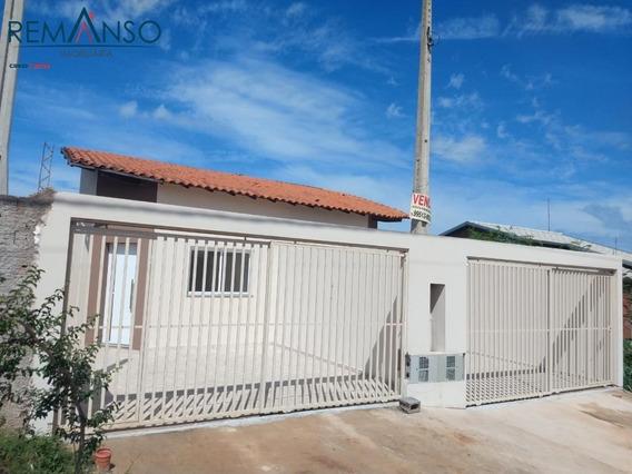 Casa 02 Dorm - Parque Terras De Santa Maria - Hortolândia - 201990