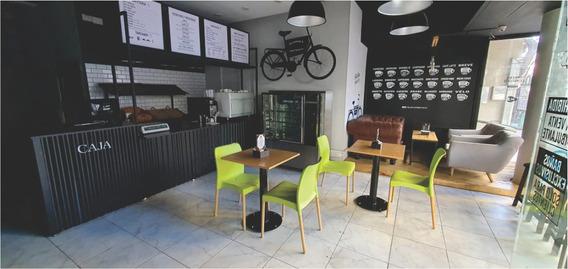 Café - Resto - Bar Ubicación Y Precio Inmejorable!!