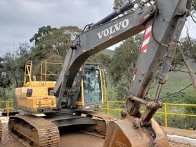 Escavadeira Volvo Ec210b - 2009