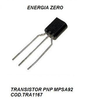 Transistor Pnp Mpsa92 116 Cod.tra1167 Frete Cr