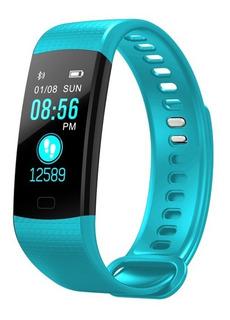 Pulseira Fitness Inteligente Smartband Y5plus Pronta Entrega