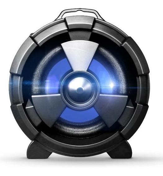 Caixa De Som Bluetooth Fx-s2 V1 Portátil Usb 120w