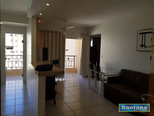 Apartamento Com 2 Dormitórios À Venda, 67 M² Por R$ 260.000 - J Jeriquara - Caldas Novas/go - Ap0057