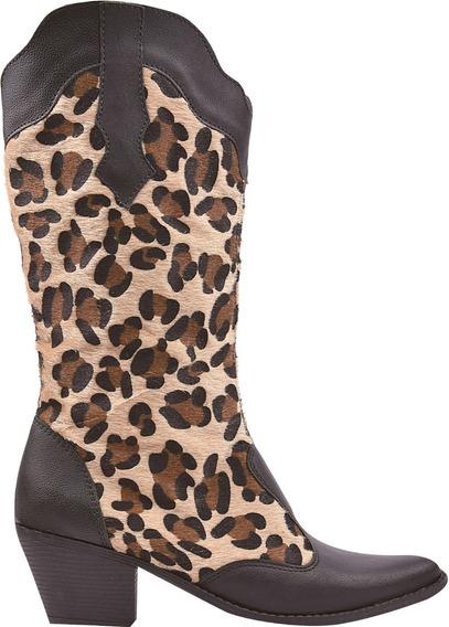 Bota Coturno Sapato Feminino Chiquiteira Chiqui/3721