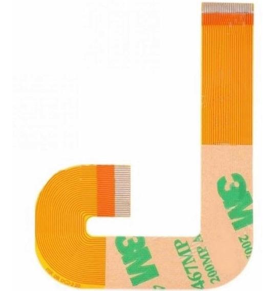 Kit Com 5 Cabos Flat J Para Leitor Ótico Play2 Slim