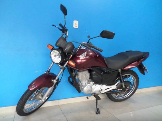 Cg 150 Fan 2011 Vinho Impecavel!!!! 2 Pneus Novos!!!!