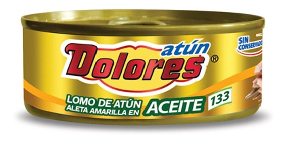 Dolores Atun Aceite 133 Gr*