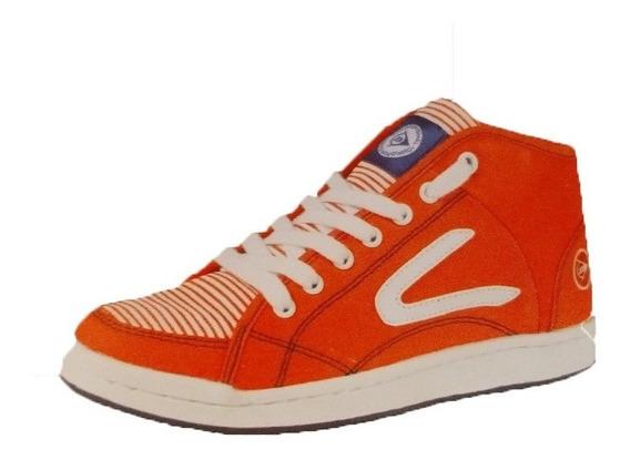 Zapatillas Dunlop Mujer Botita Urbano Perfection - Estacion Deportes Olivos