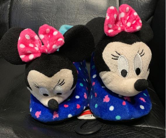 Minnie Mouse Pantubota Infantil Talle 29 Importadas Oferta