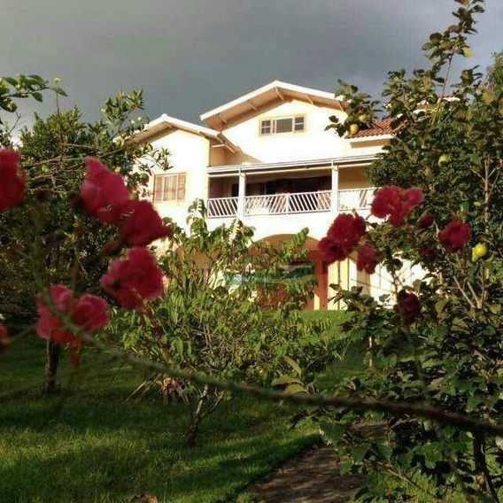 Chácara Residencial À Venda, Quiririm, Taubaté. - Ch0041