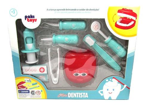 Mini Dentista Juego De Doctor Juguete Con Dientes Accesorios