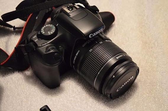 Câmera Profissional Canon T3