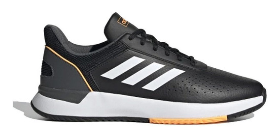 Zapatillas Tenis adidas Courtsmash Negras - Envio Gratis