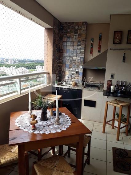 Ótimo Apartamento Para Venda No Jardim Botanico, Condominio Ecolife, 2 Dormitorios Sendo 1 Suite, Sala Ampliada, Varanda Gourmet Em 84 M2, Lazer - Ap01551 - 34371033