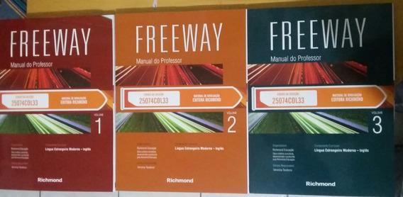 Freeway Ensino Médio 3 Volumes Manual Do Professor