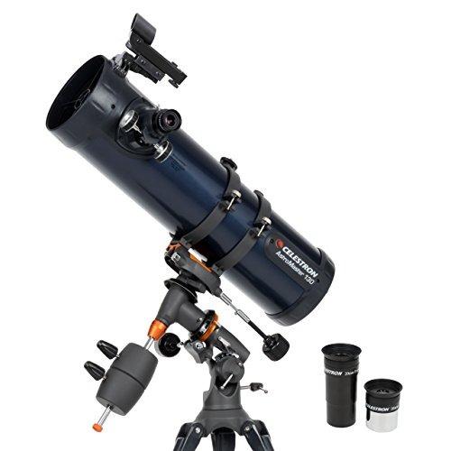 Telescopio Reflector Celestron 31045 Astromaster 130 Eq De 1