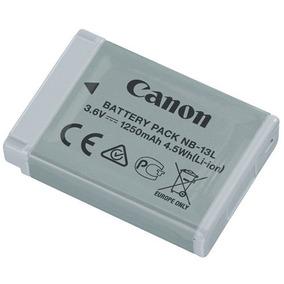 Bateria Canon Nb-13l (realmente Original)