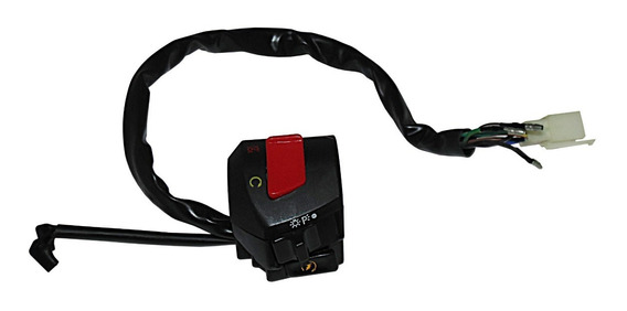 Interruptor Direito Partida Original Traxx New Work