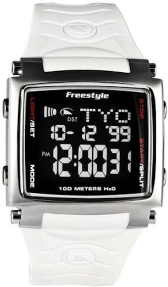 Relógio Freestyle Fs81320 Cory Lopez 100m