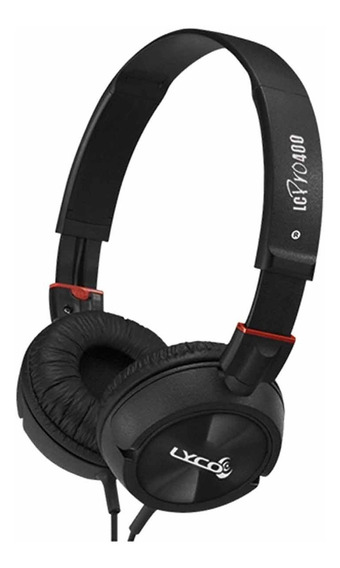 Fone Lc Pro 400 Over-ear 20 Hz - 20 Khz 32 Ohms - Lyco