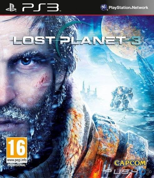 Lost Planet 3 Playstation 3 Codigo Psn ....