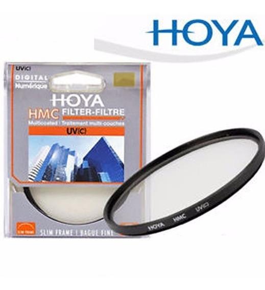 Filtro Uv Hmc Hoya Original 62mm Para Lente Canon Nikon Sony