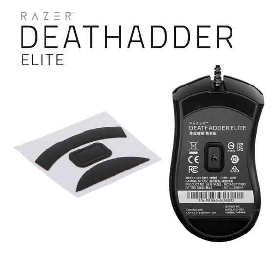 Razer Deathadder Pé Skate Mouse Deathadder Elite
