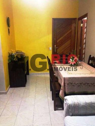 Apartamento-à Venda-turiaçu-rio De Janeiro - Agv22630