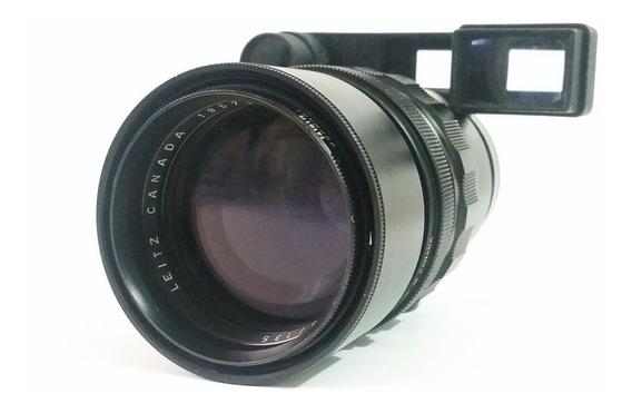 Teleobjetivo Leica M 135mm F2.8 Leitz Elmarit