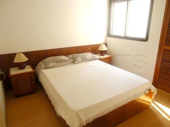 Próximo Ao Shopping Ibirapuera, Apto De 02 Dorms Fora Do Pool Para Morar E Investir - Sf27395