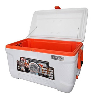 Caixa Térmica 114 Latas Cooler Super Tough Stx 72 Qt - Igloo