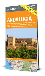 Guía Mapa De Andalucía. De Dios Guías De Viaje