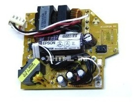 Placa Fonte Power Completa Projetor Epson X10, S10, S8+, S8