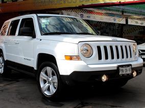 Jeep //patriot Latitude//2015 Seminueva!! Cvt A/a