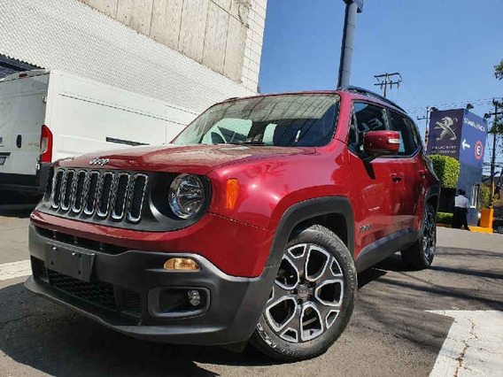 Jeep Renegade 2018 5p Latitude L4/1.8 Aut
