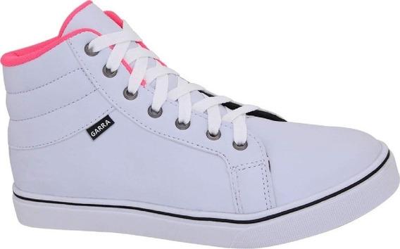 Botinha, Branca Pink, Garra, Compre Uma E Ganhe Um Chinelo