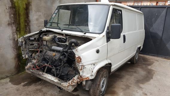 Fiat Ducato 1.9 Furgon De Baja