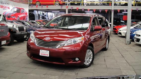 Toyota Sienna Xle Tela 2013