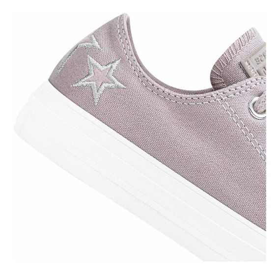 Tenis Converse Chuck Taylor All Star Embroidered Stars 099c