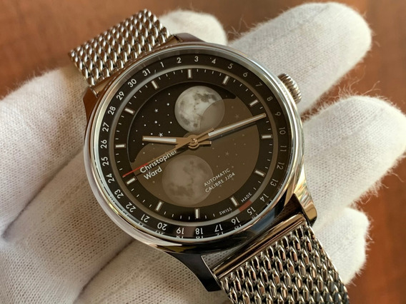 Relógio Christopher Ward C1 Moonglow Automatic