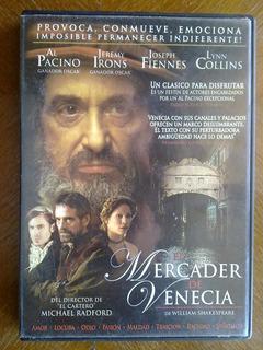 El Mercader De Venecia Shakespeare Al Pacino Jeremy Irons