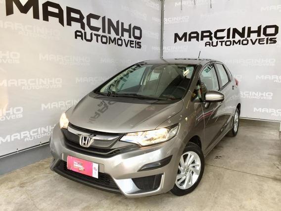 Honda Fit Lx 1.5 Flexone Aut Financiamos /autônomos E Demais